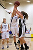 FCDS Furies vs Reagan Raiders Women's Varsity Basketball<br /> Mary Garber Classic Basketball Tournament<br /> Saturday, December 18, 2010 at Adkins High School<br /> Winston-Salem, North Carolina<br /> (file 120406_803Q8600_1D3)