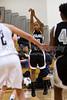 FCDS Furies vs Reagan Raiders Women's Varsity Basketball<br /> Mary Garber Classic Basketball Tournament<br /> Saturday, December 18, 2010 at Adkins High School<br /> Winston-Salem, North Carolina<br /> (file 120454_803Q8603_1D3)