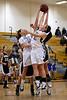 FCDS Furies vs Reagan Raiders Women's Varsity Basketball<br /> Mary Garber Classic Basketball Tournament<br /> Saturday, December 18, 2010 at Adkins High School<br /> Winston-Salem, North Carolina<br /> (file 120456_803Q8604_1D3)