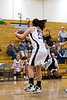 FCDS Furies vs Reagan Raiders Women's Varsity Basketball<br /> Mary Garber Classic Basketball Tournament<br /> Saturday, December 18, 2010 at Adkins High School<br /> Winston-Salem, North Carolina<br /> (file 120033_803Q8594_1D3)