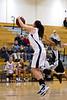 FCDS Furies vs Reagan Raiders Women's Varsity Basketball<br /> Mary Garber Classic Basketball Tournament<br /> Saturday, December 18, 2010 at Adkins High School<br /> Winston-Salem, North Carolina<br /> (file 120033_803Q8593_1D3)