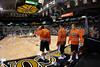 FCDS Furies vs N Davidson Black Knights Men's Varsity Basketball<br /> Frank Spencer Holiday Classic Championship Game - Pepsi Bracket<br /> Friday, December 28, 2012 at Lawrence Joel Veterans Memorial Coliseum<br /> Winston-Salem, North Carolina<br /> (file 185317_803Q5671_1D3)