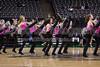 Halftime Entertainment : Eaglettes, Drum-Dance Group<br /> Tuesday, December 29, 2009 at LJVM Coliseum<br /> Winston-Salem, North Carolina<br /> (file 193258_803Q5726_1D3)
