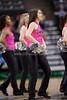 Halftime Entertainment : Eaglettes, Drum-Dance Group<br /> Tuesday, December 29, 2009 at LJVM Coliseum<br /> Winston-Salem, North Carolina<br /> (file 193236_QE6Q2779_1D2N)