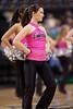 Halftime Entertainment : Eaglettes, Drum-Dance Group<br /> Tuesday, December 29, 2009 at LJVM Coliseum<br /> Winston-Salem, North Carolina<br /> (file 193220_QE6Q2774_1D2N)