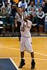 Mt Tabor Spartans vs West Forsyth Titans Men's Varsity Basketball<br /> Friday, January 03, 2003 at Mt Tabor High School<br /> Winston-Salem, NC<br /> (file BFEB2076)