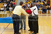 Awards Ceremony<br /> Mary Garber Classic Basketball Tournament<br /> Thursday, December 22, 2011 at Atkins High School<br /> Winston-Salem, North Carolina<br /> (file 220530_803Q9282_1D3)
