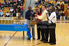 Awards Ceremony<br /> Mary Garber Classic Basketball Tournament<br /> Thursday, December 22, 2011 at Atkins High School<br /> Winston-Salem, North Carolina<br /> (file 220536_803Q9283_1D3)