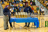 Awards Ceremony<br /> Mary Garber Classic Basketball Tournament<br /> Thursday, December 22, 2011 at Atkins High School<br /> Winston-Salem, North Carolina<br /> (file 220132_803Q9241_1D3)