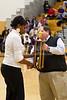 Mary Garber Classic Basketball Tournament Awards<br /> 4th Place Trophy<br /> Wednesday, December 22, 2010 at Adkins High School<br /> Winston-Salem, North Carolina<br /> (file 204643_BV0H9390_1D4)