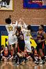 Mt Tabor Spartans vs Davie County War Eagles Women's Varsity Basketball<br /> Friday, February 01, 2013 at Mt Tabor High School<br /> Winston-Salem, North Carolina<br /> (file 181328_803Q7071_1D3)