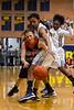 Mt Tabor Spartans vs Davie County War Eagles Women's Varsity Basketball<br /> Friday, February 01, 2013 at Mt Tabor High School<br /> Winston-Salem, North Carolina<br /> (file 181154_BV0H4436_1D4)