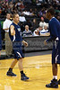 Mt Tabor Spartans vs FCDS Furies Men's Varsity Basketball<br /> Frank Spencer Holiday Classic Semifinals<br /> Tuesday, December 28, 2010 at Lawrence Joel Veterans Memorial Coliseum<br /> Winston-Salem, North Carolina<br /> (file 193127_QE6Q1534_1D2N)