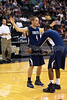 Mt Tabor Spartans vs FCDS Furies Men's Varsity Basketball<br /> Frank Spencer Holiday Classic Semifinals<br /> Tuesday, December 28, 2010 at Lawrence Joel Veterans Memorial Coliseum<br /> Winston-Salem, North Carolina<br /> (file 193128_QE6Q1536_1D2N)