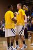 Mt Tabor Spartans vs Glenn Bobcats Men's Varsity Basketball<br /> Frank Spencer Holiday Classic Quarterfinals<br /> Monday, December 26, 2011 at Mt Tabor High School<br /> Winston-Salem, North Carolina<br /> (file 191918_BV0H6695_1D4)