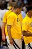 Mt Tabor Spartans vs Glenn Bobcats Men's Varsity Basketball<br /> Frank Spencer Holiday Classic Quarterfinals<br /> Monday, December 26, 2011 at Mt Tabor High School<br /> Winston-Salem, North Carolina<br /> (file 191616_803Q0072_1D3)