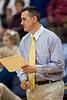 Mt Tabor Spartans vs Glenn Bobcats Men's Varsity Basketball<br /> Frank Spencer Holiday Classic Quarterfinals<br /> Monday, December 26, 2011 at Mt Tabor High School<br /> Winston-Salem, North Carolina<br /> (file 191524_803Q0060_1D3)