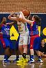Mt Tabor Spartans vs Parkland Mustangs Women's Varsity Basketball<br /> CPC Tournament<br /> Wednesday, February 19, 2014 at Mt Tabor High School<br /> Winston-Salem, North Carolina<br /> (file 181340_803Q6235_1D3)