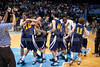 Mt Tabor vs Sanford Men's Varsity Basketball<br /> 4A State Championship Game - Mt Tabor 60 Sanford 55<br /> Saturday, March 14, 2009 at Dean Smith Center<br /> Chapel Hill, North Carolina<br /> (file 202109_803Q9341_1D3)