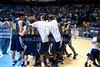 Mt Tabor vs Sanford Men's Varsity Basketball<br /> 4A State Championship Game - Mt Tabor 60 Sanford 55<br /> Saturday, March 14, 2009 at Dean Smith Center<br /> Chapel Hill, North Carolina<br /> (file 202116_803Q9347_1D3)
