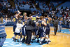 Mt Tabor vs Sanford Men's Varsity Basketball<br /> 4A State Championship Game - Mt Tabor 60 Sanford 55<br /> Saturday, March 14, 2009 at Dean Smith Center<br /> Chapel Hill, North Carolina<br /> (file 202105_803Q9337_1D3)