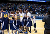 Mt Tabor vs Sanford Men's Varsity Basketball<br /> 4A State Championship Game - Mt Tabor 60 Sanford 55<br /> Saturday, March 14, 2009 at Dean Smith Center<br /> Chapel Hill, North Carolina<br /> (file 202113_803Q9345_1D3)