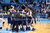 Mt Tabor vs Sanford Men's Varsity Basketball<br /> 4A State Championship Game - Mt Tabor 60 Sanford 55<br /> Saturday, March 14, 2009 at Dean Smith Center<br /> Chapel Hill, North Carolina<br /> (file 202104_803Q9336_1D3)