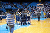 Mt Tabor vs Sanford Men's Varsity Basketball<br /> 4A State Championship Game - Mt Tabor 60 Sanford 55<br /> Saturday, March 14, 2009 at Dean Smith Center<br /> Chapel Hill, North Carolina<br /> (file 202102_803Q9335_1D3)