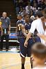 Mt Tabor vs Sanford Men's Varsity Basketball<br /> 4A State Championship Game - Mt Tabor 60 Sanford 55<br /> Saturday, March 14, 2009 at Dean Smith Center<br /> Chapel Hill, North Carolina<br /> (file 183509_803Q9009_1D3)