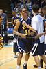 Mt Tabor vs Sanford Men's Varsity Basketball<br /> 4A State Championship Game - Mt Tabor 60 Sanford 55<br /> Saturday, March 14, 2009 at Dean Smith Center<br /> Chapel Hill, North Carolina<br /> (file 183515_803Q9012_1D3)