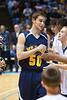 Mt Tabor vs Sanford Men's Varsity Basketball<br /> 4A State Championship Game - Mt Tabor 60 Sanford 55<br /> Saturday, March 14, 2009 at Dean Smith Center<br /> Chapel Hill, North Carolina<br /> (file 183536_803Q9023_1D3)