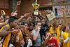 Mt Tabor Spartans vs Reagan Raiders Men's Varsity Basketball<br /> CPC Basketball Tournament Championship Game<br /> Friday, February 18, 2011 at Mt Tabor High School<br /> Winston-Salem, North Carolina<br /> (file 213841_QE6Q3425_1D2N)