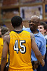 Mt Tabor Spartans vs Reagan Raiders Men's Varsity Basketball<br /> CPC Basketball Tournament Championship Game<br /> Friday, February 18, 2011 at Mt Tabor High School<br /> Winston-Salem, North Carolina<br /> (file 213904_QE6Q3429_1D2N)