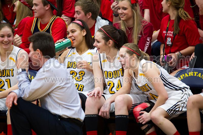 Mt Tabor Spartans vs Reagan Raiders Women's Varsity Basketball
