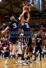 N Forsyth Vikings vs E Forsyth Eagles Mens Varsity Basketball