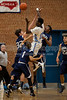 N Forsyth Vikings vs E Forsyth Eagles Men's Varsity Basketball<br /> Frank Spencer Holiday Classic Champion Bracket<br /> Wednesday, December 26, 2012 at Mt Tabor High School<br /> Winston-Salem, North Carolina<br /> (file 173447_803Q4528_1D3)
