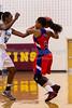 Reagan Raiders vs Glenn Bobcats Women's Varsity Basketball<br /> Mary Garber Tournament<br /> Saturday, December 22, 2012 at Atkins High School<br /> Winston-Salem, North Carolina<br /> (file 150826_BV0H1146_1D4)