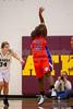 Reagan Raiders vs Glenn Bobcats Women's Varsity Basketball<br /> Mary Garber Tournament<br /> Saturday, December 22, 2012 at Atkins High School<br /> Winston-Salem, North Carolina<br /> (file 150842_803Q3515_1D3)
