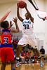 Reagan Raiders vs Glenn Bobcats Women's Varsity Basketball<br /> Mary Garber Tournament<br /> Saturday, December 22, 2012 at Atkins High School<br /> Winston-Salem, North Carolina<br /> (file 151022_BV0H1153_1D4)