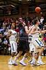 Reagan Raiders vs W Stokes Wildcats Men's Varsity Basketball<br /> Frank Spencer Holiday Classic Champion Bracket<br /> Wednesday, December 26, 2012 at Mt Tabor High School<br /> Winston-Salem, North Carolina<br /> (file 192047_BV0H2122_1D4)
