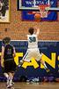Reagan Raiders vs W Stokes Wildcats Men's Varsity Basketball<br /> Frank Spencer Holiday Classic Champion Bracket<br /> Wednesday, December 26, 2012 at Mt Tabor High School<br /> Winston-Salem, North Carolina<br /> (file 192055_803Q4673_1D3)