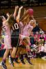 Mt Tabor Spartans vs N Davidson Black Knights Women's Varsity Basketball<br /> Friday, January 20, 2012 at Mt Tabor High School<br /> Winston-Salem, North Carolina<br /> (file 191737_BV0H9865_1D4)