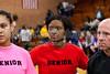 Mt Tabor Spartans vs N Davidson Black Knights Women's Varsity Basketball<br /> Senior Night<br /> Friday, February 08, 2013 at Mt Tabor High School<br /> Winston-Salem, North Carolina<br /> (file 174945_803Q7852_1D3)