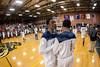 Mt Tabor Spartans vs Davie County War Eagles Men's Varsity Basketball<br /> Friday, February 01, 2013 at Mt Tabor High School<br /> Winston-Salem, North Carolina<br /> (file 191727_803Q7276_1D3)