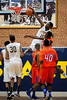 Mt Tabor Spartans vs Glenn Bobcats Men's Varsity Basketball<br /> Frank Spencer Holiday Classic Champion Bracket<br /> Wednesday, December 26, 2012 at Mt Tabor High School<br /> Winston-Salem, North Carolina<br /> (file 140713_803Q4156_1D3)