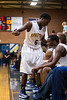 Mt Tabor Spartans vs Glenn Bobcats Men's Varsity Basketball<br /> Frank Spencer Holiday Classic Champion Bracket<br /> Wednesday, December 26, 2012 at Mt Tabor High School<br /> Winston-Salem, North Carolina<br /> (file 152001_BV0H1843_1D4)