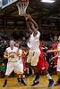 Mt Tabor Spartans vs Glenn Bobcats Men's Varsity Basketball<br /> Frank Spencer Holiday Classic Champion Bracket<br /> Wednesday, December 26, 2012 at Mt Tabor High School<br /> Winston-Salem, North Carolina<br /> (file 151955_BV0H1841_1D4)