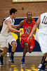 Mt Tabor Spartans vs Glenn Bobcats Men's Varsity Basketball<br /> Frank Spencer Holiday Classic Champion Bracket<br /> Wednesday, December 26, 2012 at Mt Tabor High School<br /> Winston-Salem, North Carolina<br /> (file 140844_803Q4170_1D3)