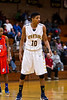 Mt Tabor Spartans vs Glenn Bobcats Men's Varsity Basketball<br /> Frank Spencer Holiday Classic Champion Bracket<br /> Wednesday, December 26, 2012 at Mt Tabor High School<br /> Winston-Salem, North Carolina<br /> (file 140624_BV0H1582_1D4)