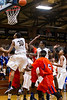 Mt Tabor Spartans vs Glenn Bobcats Men's Varsity Basketball<br /> Frank Spencer Holiday Classic Champion Bracket<br /> Wednesday, December 26, 2012 at Mt Tabor High School<br /> Winston-Salem, North Carolina<br /> (file 140819_BV0H1592_1D4)
